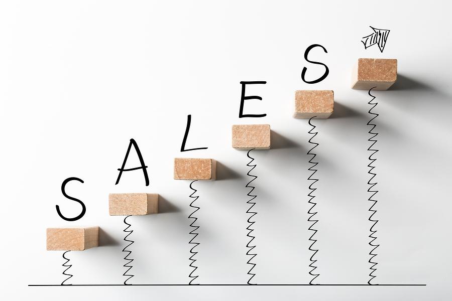 Увеличение продаж на 100% за 1 год